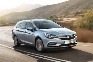 Second Vauxhall Astra Estate Vauxhall Astra Sports Tourer Estate Boots Up At Frankfurt