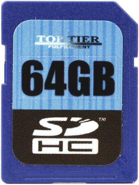 best sdxc top tier sdxc card 64 gb class 10 sweetwater
