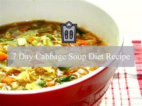 Sacred Detox Diet Recipe by Soup Diet 14 Day Diet Plan
