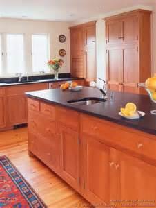 Shaker Door Style Kitchen Cabinets Wood Kitchen Cabinets Light Cherry Shaker Kitchen
