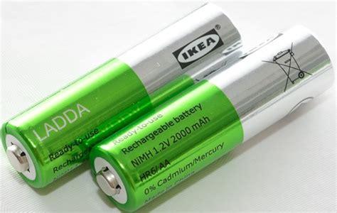 Ladda Baterai Aa Battery 2450mah test of ladda aa 2000mah green silver