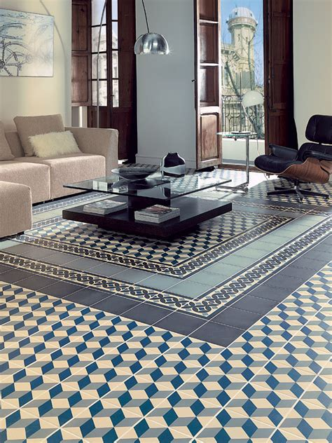 floor tiles gres encaustic cement tiles effect tiles   vives azulejos  gres