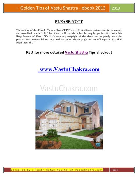 free vastu shastra tips for home and office with 500