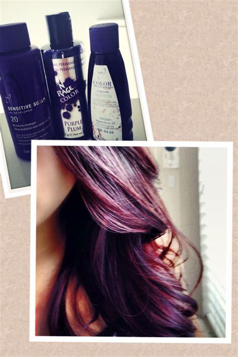 diy hair color dsk steph diy hair color burgundy plum