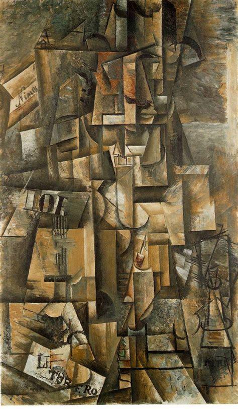 Picasso Synthetischer Kubismus by Cubism Futurism Cubist Manifesto