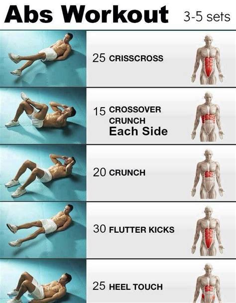 killer ab workout healthy see health do and