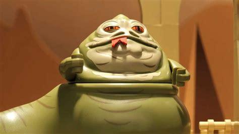 lego wars jabba the hutt lego 174 wars la f 202 te des p 200 res de jabba et rotta le