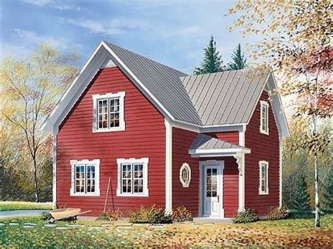 Small Farmhouse Plan Little House Pinterest Old Farmhouse Farmhouse Plans