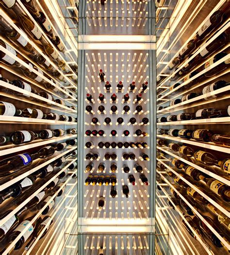 wine cellar these wine cellars are the new way to store wine