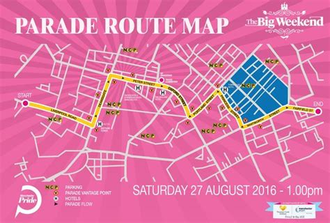 new year parade route manchester manchester pride parade 2016 route times parking and