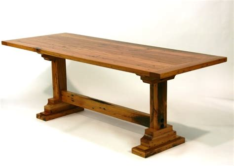 Home Design Store Nashville by Reclaimed Trestle Table Dining Tables Nashville By