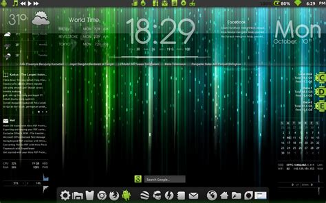 android desktop my android desktop by boyzonet on deviantart