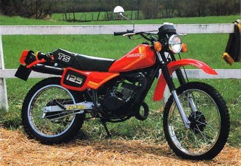 Suzuki Er 125 Suzuki Ts 125 Er Caract 233 Ristiques Techniques De La Moto