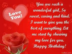 70 famous birthday wishes for girlfriend beautiful