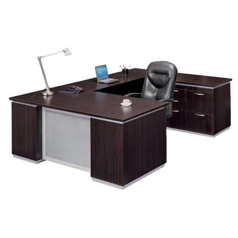Flat Pack Computer Desk Flexsteel Pimlico Right Personal File U Shape Wood Desk Flat Pack 7020 507fp