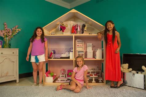 girls wooden doll house my girl s dollhouse for every doll enthusiast the toy insider