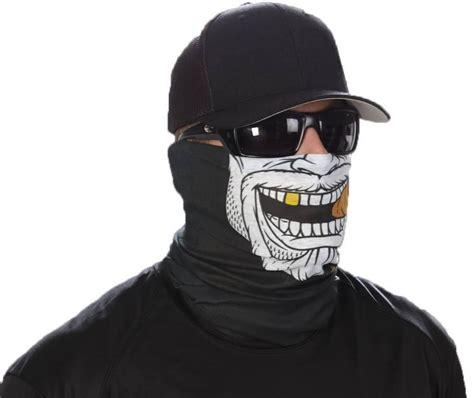 Masker Mud Mask Jafra motorcycle mask gangster moto loot