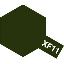 Tamiya Acrylic Mini Xf 11 J N Green tamiya 81311 paint acrylic xf 11 j n green 23ml passion132