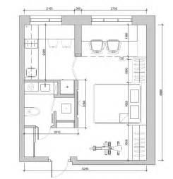 Super tiny apartments under 30 square meters includes floor plans