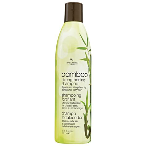 Bamboo Herbal hair chemist bamboo strengthening shoo