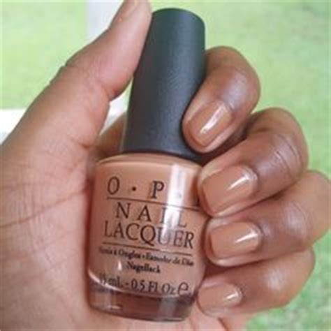 Opi San Tonio image result for best neutral nail for black healthy choices
