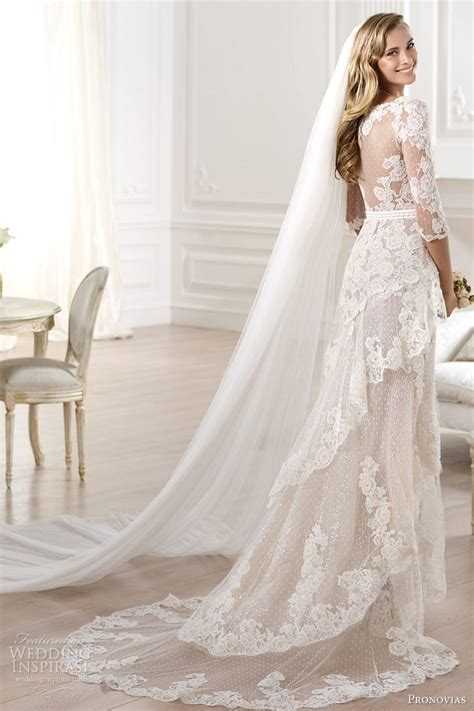 pronovias wedding dress atelier pronovias 2014 wedding dresses wedding inspirasi