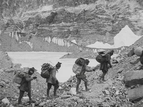 Film Everest In London | restored 1924 everest film to premiere at london film