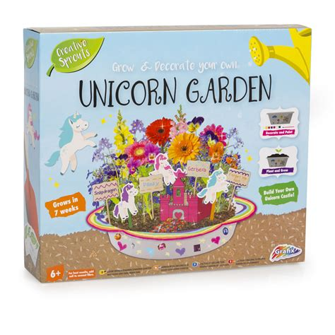 grow your very own smart garden with click grow grow your own unicorn garden at wilko com