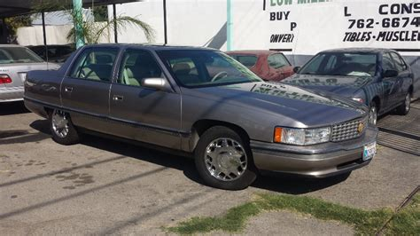 automobile air conditioning service 1995 cadillac deville parking system used cars 1995 cadillac deville