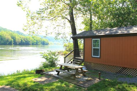 Harpers Ferry Cabins by Harpers Ferry Cground Passport America Cing Rv Club