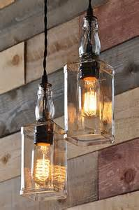 Beer Chandelier Diy Whiskey Bottle Lights With Vintage Pulley Id Lights
