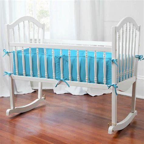 Turquoise Crib Bedding