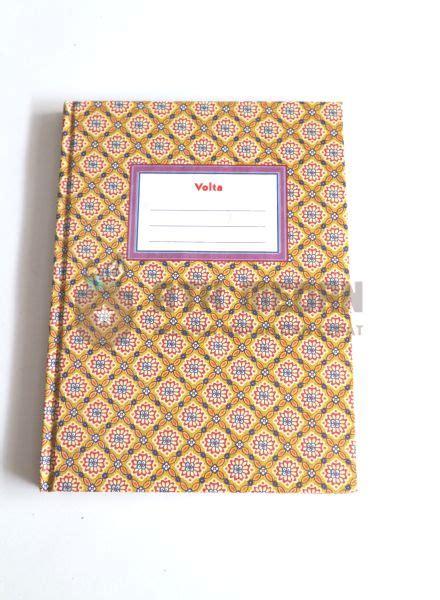Buku Tulis Aa 100 harga buku tulis quarto cover 100 lembar merek volta