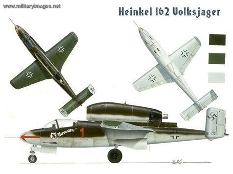 he 162 volksjger units heinkel 162 volksjager militaryimages net