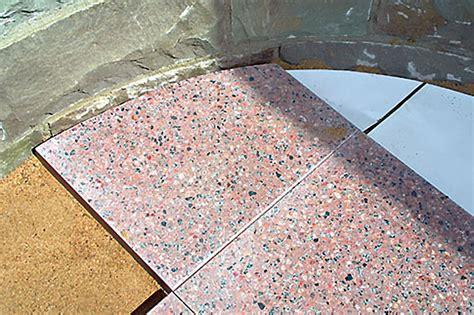 terrasse betonplatten terrasse mit betonplatten steinterrasse bild 10
