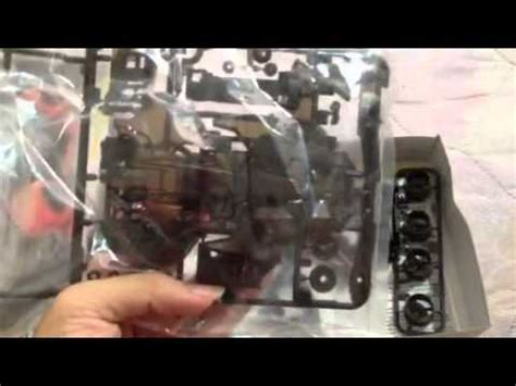 Tamiya 19608 Knuckle Breaker Black Special X Chassis unboxing tamiya mini 4wd maxbreaker black special xx