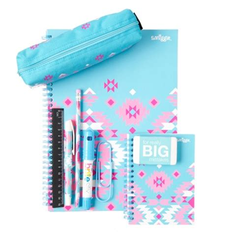 smiggle blue a5 gift pack 32 best smiggle images on phone cases school