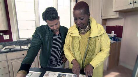 oprah surprises iyanla vanzant with a home makeover watch nate berkus quot before quot tour of iyanla vanzant s maryland