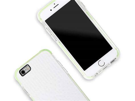Wk Design Firefly For Iphone 7 White Blink Blink firefly iphone with a built in antenna for better connectivity gadgetsin