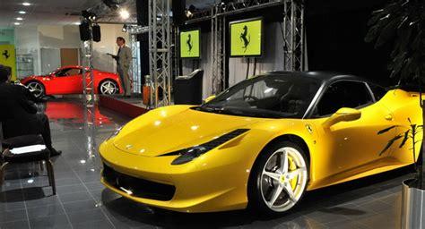 Ferrari Geschichte by Ferrari Reports Sales In History