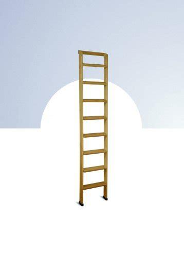 scale per librerie in legno scala in legno scale da appoggio per soppalchi e
