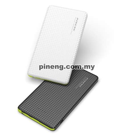 Power Bank One 5000 Polymer pineng pn 952 5000mah lithium polymer power bank white
