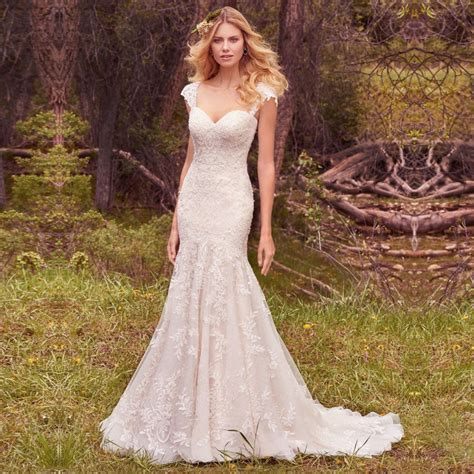 high quality rustic wedding dresses  country style