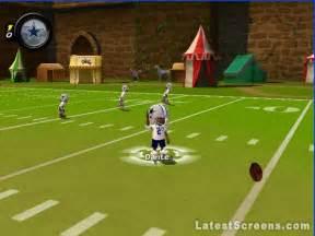 all backyard football 2009 screenshots for nintendo ds pc