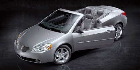 2006 Pontiac G6 Gt Recalls by 2006 Pontiac G6 Gt Convertible Overview Pontiac Buyers Guide