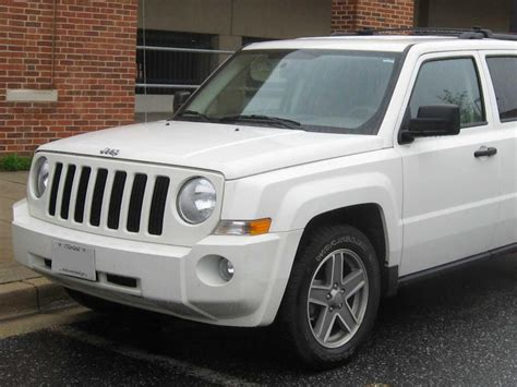Jeep Quality Jeep Patriot 1 High Quality Jeep Patriot Pictures On