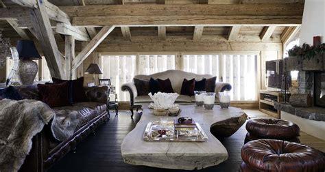 Luxury chalet furniture top designer brands luxdeco