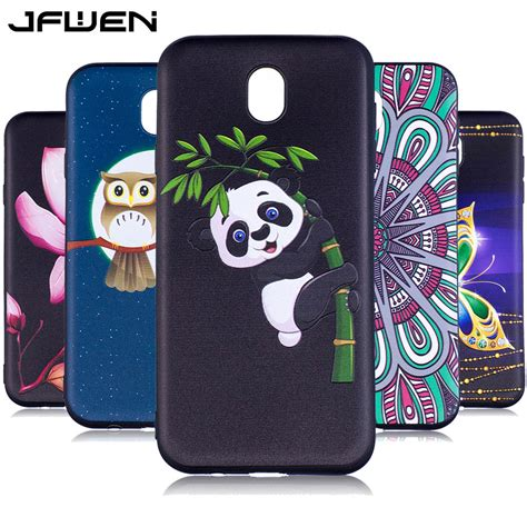 Squishy 3d 1 Silicon Tpu Soft Cover Samsung Berkualitas 1 jfwen for samsung galaxy j7 2017 silicone soft tpu 3d phone cases for samsung j7 2017