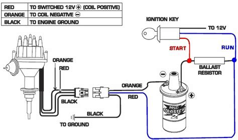 comp 9000 distributor wiring diagram
