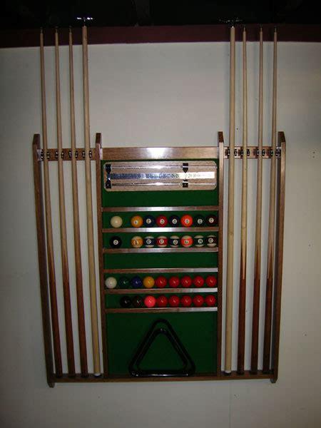 cue racks lights thompson billiard tables